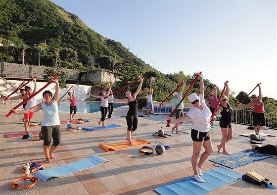 Příjemná dovolená i víkend se cvičením? Jedině s CK S Úsměvem!