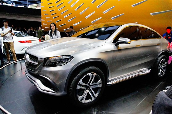 Mercedes Concept Coup� SUV