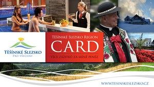 T��nsk� Slezsko Region Card