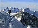Výstup na Mount Everest (18. května 2013)