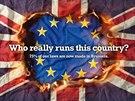 """""""Kdo skutečně vládne této zemi? 75 procent našich zákonů pochází z Bruselu""""..."""