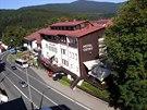 Hotel Ostrý – prožijte dovolenou jen kousek od Bavorského lesa