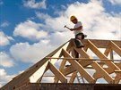 Konstrukce s křížem vrstveného dřeva získává stále větší uplatnění