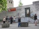 Havířovské učiliště Baron School bylo v úterý ráno zavřené. (22. 4. 2014)