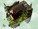 Nezávislá hra Miegakure slibuje hraní ve čtyřech dimenzích.