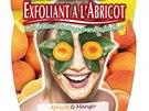 Exfoliační maska s meruňkovými jádry a mangovou dužinou, bohatou na vitamin C, Montagne Jeunesse, 25 g za 36 Kč