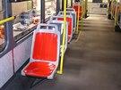 Výměna sedaček v tramvajích pražské MHD se týká asi 350 vozů a bude realizována...