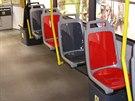 Výměna sedaček v tramvajích pražské MHD se týká asi 350 vozů typu T3RP a bude...