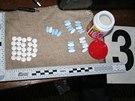 Policisté odhalili v Blansku drogový gang vyrábějící pervitin. Na jeho výrobu...