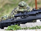 Hradní stráž pořídila 18 odstřelovacích pušek CZ 750 SNIPER s příslušenstvím a