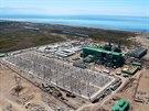 ČEZ zahájil zkušební provoz paroplynové elektrárny Egemer v jihovýchodním...
