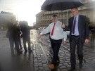 Pražský podnikatel Ivan Jonák opustil 28. dubna po 18 letech vězení. Odpykal si...