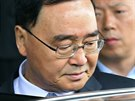 Premiér Jižní Koreje Čong Hong-wong