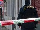 Zásah kriminalistů z ÚOOZ v Islámské nadaci na Černém Mostě