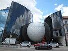 V Brně zahajuje v pátek 25. dubna provoz nový hudebník klub Sono centrum....