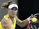 Samantha Stosurová v semifinále Fed Cupu.
