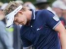 Zklam�n� Luka Donalda na turnaji v Hilton Head.