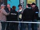 Vyšetřování vraždy v Karlíně