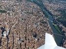 Florencie - střed města