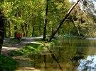 Kamenný rybník – druhý největší rybník