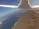 Severozápadní pobřeží ostrova Lanzarote
