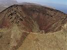 Vyhaslý kráter – severozápad Lanzarote