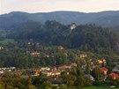Malá Skála v údolí Jizery