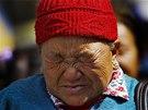Matka jednoho z nepálských šerpů, kteří zahynuli v pátek při výstupu na Mount