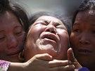 Utrpení příbuzných, kteří přišli o své blízké při pátečním neštěstí na Mount