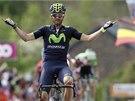 Španěl Alejandro Valverde podruhé v kariéře ovládl jednorázovou klasiku