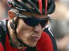 Největší favorit jednorázového závodu Valonský šíp Philippe Gilbert nakonec