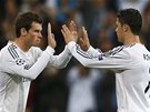 ST��D�N�. ��f hry Realu Madrid Cristiano Ronaldu p�epou�t� v prvn�m semifin�le