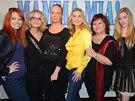 V muzik�lu Mamma Mia! se objev� Michaela Noskov�, Jitka Asterov�, Alena