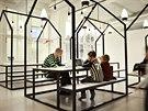 Stockholmská mezinárodní škola Vittra spolupracovala s architektkou Rosan...