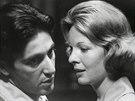 Al Pacino a Diane Keatonová ve filmu Kmotr (1972)