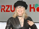 Diane Keatonová (Berlín, 1. února 2014)
