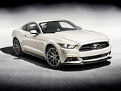 Ford Mustang �50 Year Limited Edition�