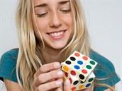 Rubikova kostka - fenomén, který za �ty�icet let nezestárnul.
