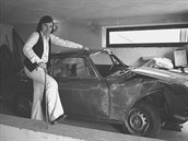 """KAREL GOTT, MOJE PRVNÍ VELKÁ BOURAČKA: """"V autě jsem havaroval třikrát. Alfu"""