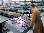 Továrna značky Volvo ve městě Torslanda slaví výročí 50 let od zahájení výroby.