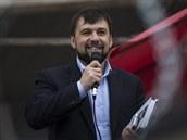 Jeden z čelných představitelů proruskými separatisty jednostranně vyhlášené