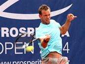 Jan Mertl na turnaji v Ostrav�.