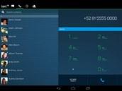 Telekomunikační služba textPlus přidělí vašemu tabletu klasické telefonní...