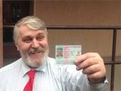 Ivan Jonák opustil po 18 letech vězení (28. 4. 2014).