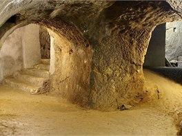 K nejlákavějším turistickým cílům ve Znojmě patří mimořádně spletité středověké...