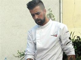 Marek Pavala, kuchař školy Laboratorio, Scuola di Cucina