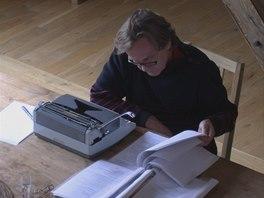 Z dokument�rn�ho filmu Hus� k�e - Zimomriavky