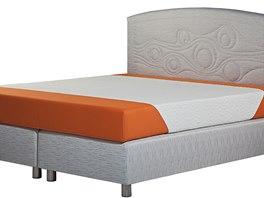 Komfortní postel Paris se skládá z pěti částí, které si zkombinujete libovolně