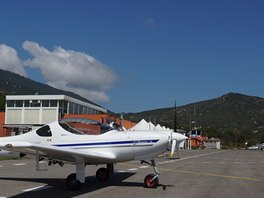 Letiště Elba