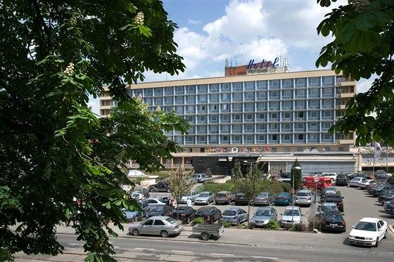 Hotel International na okružní brněnské Husově třídě byl dokončen v roce 1962 a...